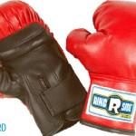 Боксерские перчатки своими руками