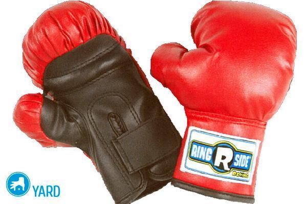 Из чего сделать боксёрские перчатки в домашних условиях 33