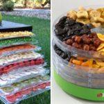 Инфракрасные сушилки для овощей и фруктов — рейтинг лучших