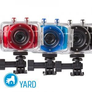 Экшн-камера — какую выбрать?