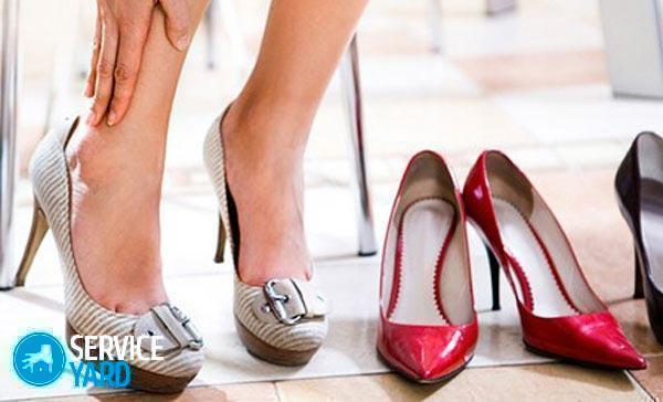Что делать, если обувь натирает сзади �� мозоль от новых туфель, ботинок, сапог, кроссовок