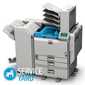 Чистка принтера, ServiceYard-уют вашего дома в Ваших руках