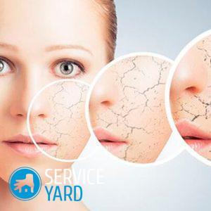 Что делать, если кожа на лице сухая и шелушится?