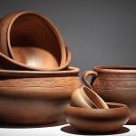 Как делать посуду из керамики?