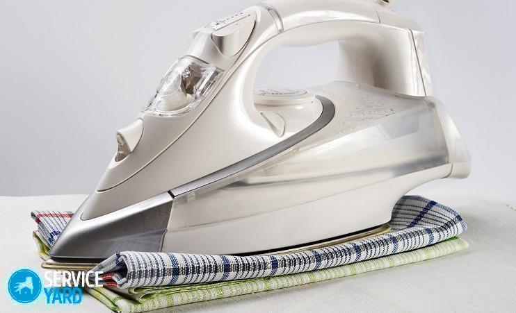 Как гладить постельное белье на гладильной доске?