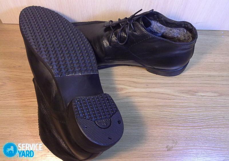 Как отремонтировать подошву обуви, если она лопнула