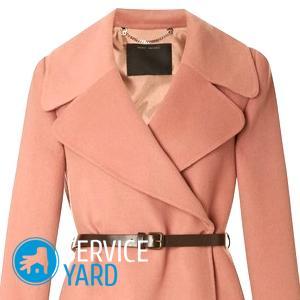 Как постирать пальто из кашемира в домашних условиях?