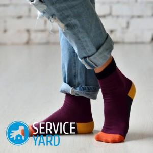 Какие носки лучше покупать?