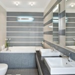 Дизайн пластика в ванной