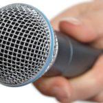 Как подключить беспроводной микрофон к компьютеру для караоке?
