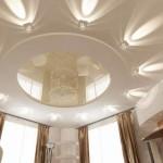Как крепить багет для натяжных потолков?