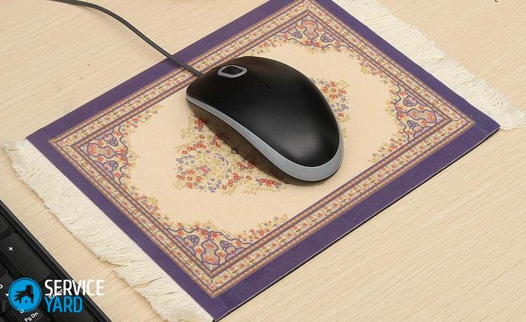 Какой коврик для мыши лучше выбрать?