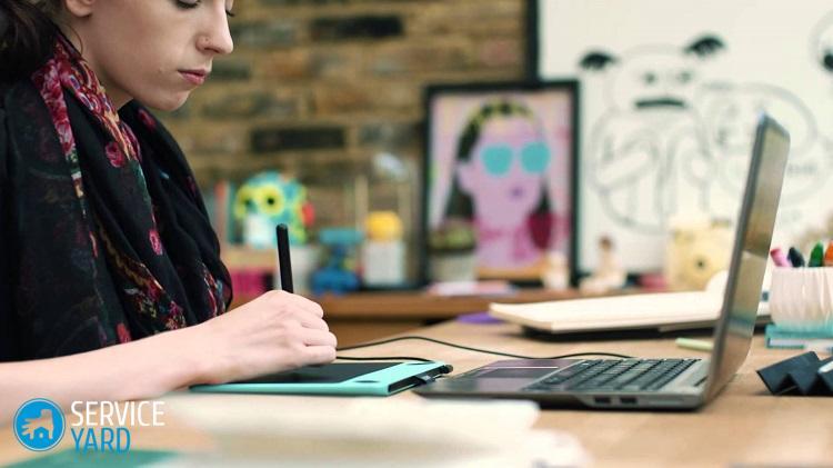 Графический планшет - как выбрать?