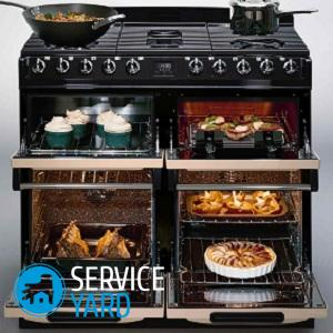 Izobr. 105 6 - Какой духовой шкаф выбрать - газовый или электрический, ServiceYard-уют вашего дома в Ваших руках