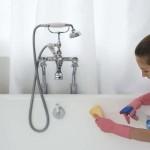 Как почистить ванну от ржавчины?