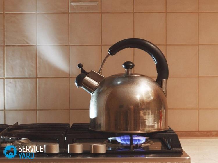 Какой чайник лучше купить для газовой плиты