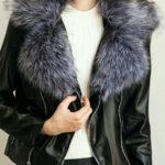 Как очистить воротник куртки от засаленности?