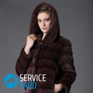 Как хранить норковую шубу в домашних условиях, ServiceYard-уют вашего дома в Ваших руках