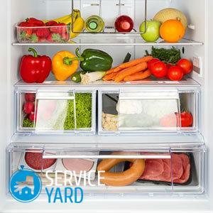 Как отмыть холодильник от плесени?