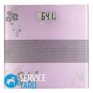 Весы напольные электронные - какие лучше выбрать, ServiceYard-уют вашего дома в Ваших руках