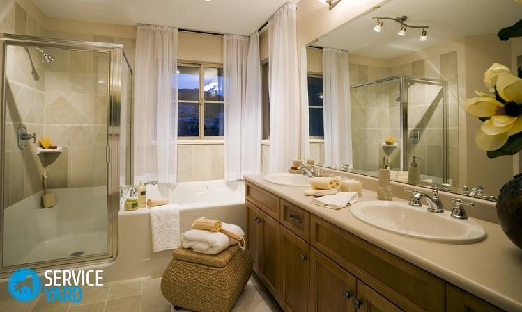Дизайн классической ванной комнаты
