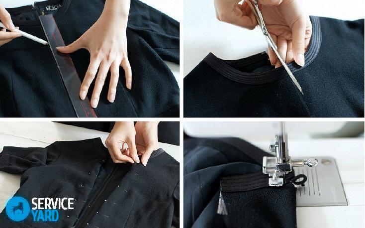 Как расшить маленькое платье