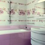 Как уложить плитку в ванной своими руками?