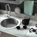 Какую мойку выбрать для кухни — из искусственного камня или нержавейки?