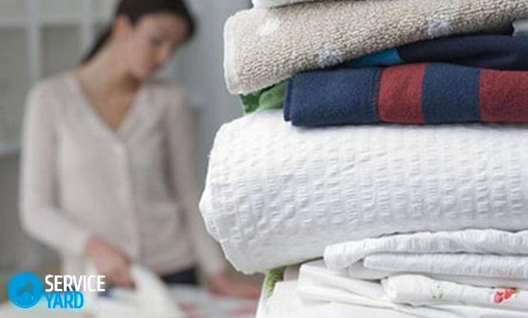Зачем гладить вещи новорожденного
