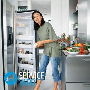 Как почистить холодильник внутри?