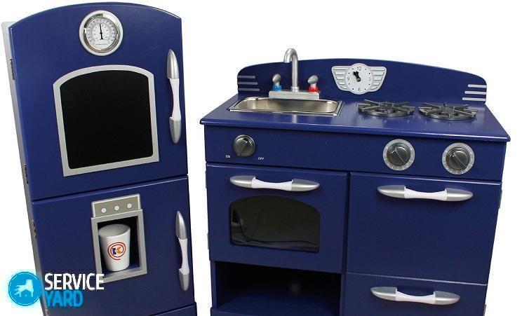 teamson_childrens_toy_kitchen_in_blue