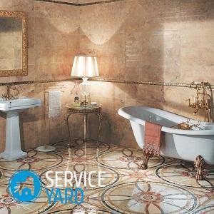 Чем обшить ванную комнату?