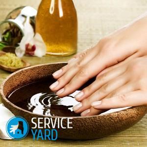 Как смягчить кожу рук в домашних условиях?