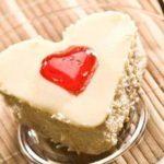 Как сделать форму сердца для выпечки?