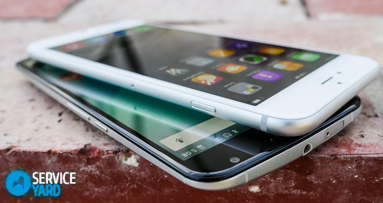 Защитное стекло на телефон; как приклеить самостоятельно -