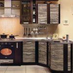 Из какого материала лучше кухонный гарнитур?