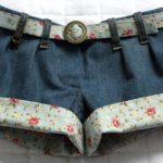 Как из брюк сделать шорты?