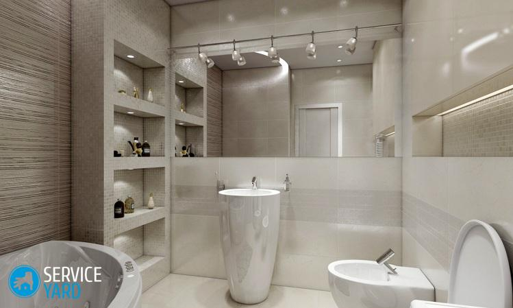 Дизайн ванной 5 кв. м и все интересные идеи по оформлению