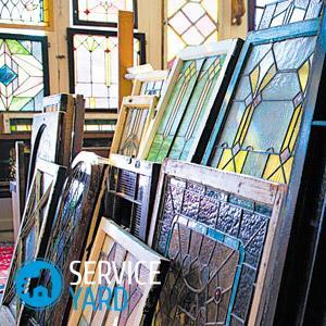 Как покрасить стекло в домашних условиях?
