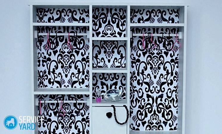Как сделать шкаф для кукол барби фото 705