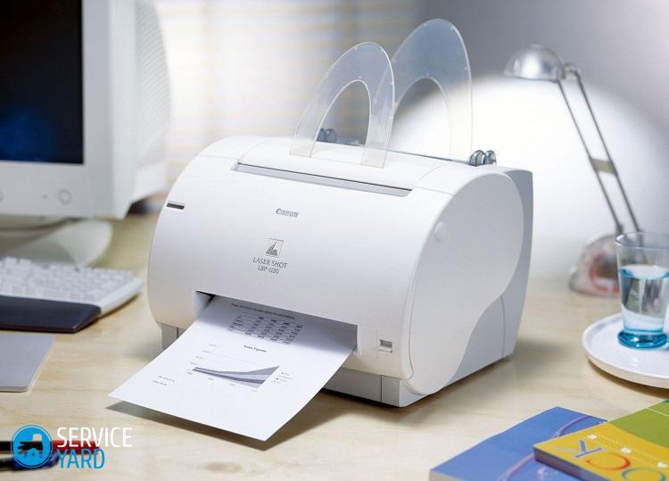 Какой принтер лучше - лазерный или струйный?