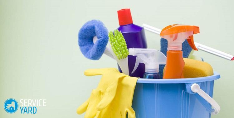 Чистка унитаза содой и уксусом - Уборка в квартире