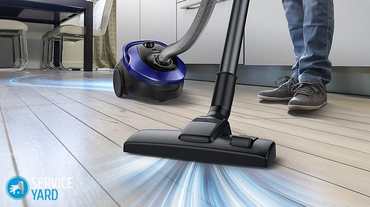 Как почистить пылесос Самсунг