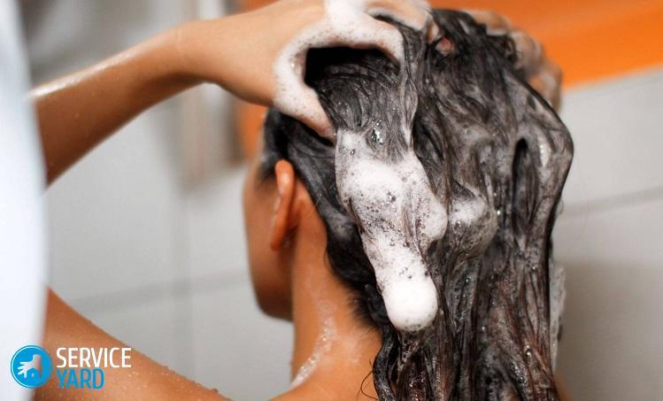 чем вывести жирный запах с волос
