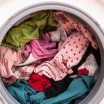 Как правильно стирать белье?