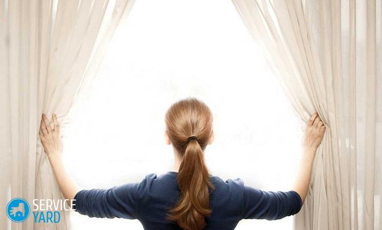 Как постирать тюль, чтобы она была белоснежной, ServiceYard-уют вашего дома в Ваших руках