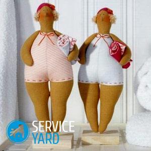 Как сделать штаны для куклы