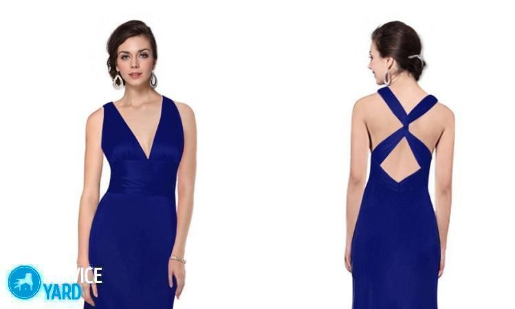 Как правильно подобрать украшения под вырез платья?