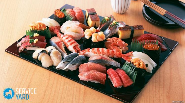 Как сделать рис для суши