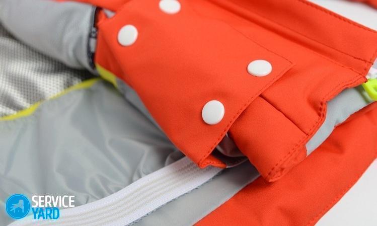 Как стирать горнолыжную куртку?